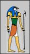 Gott Horus Steckbrief